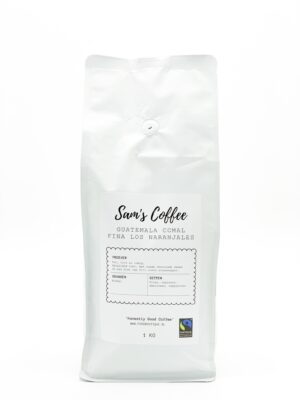 Guatemala comal sams coffee