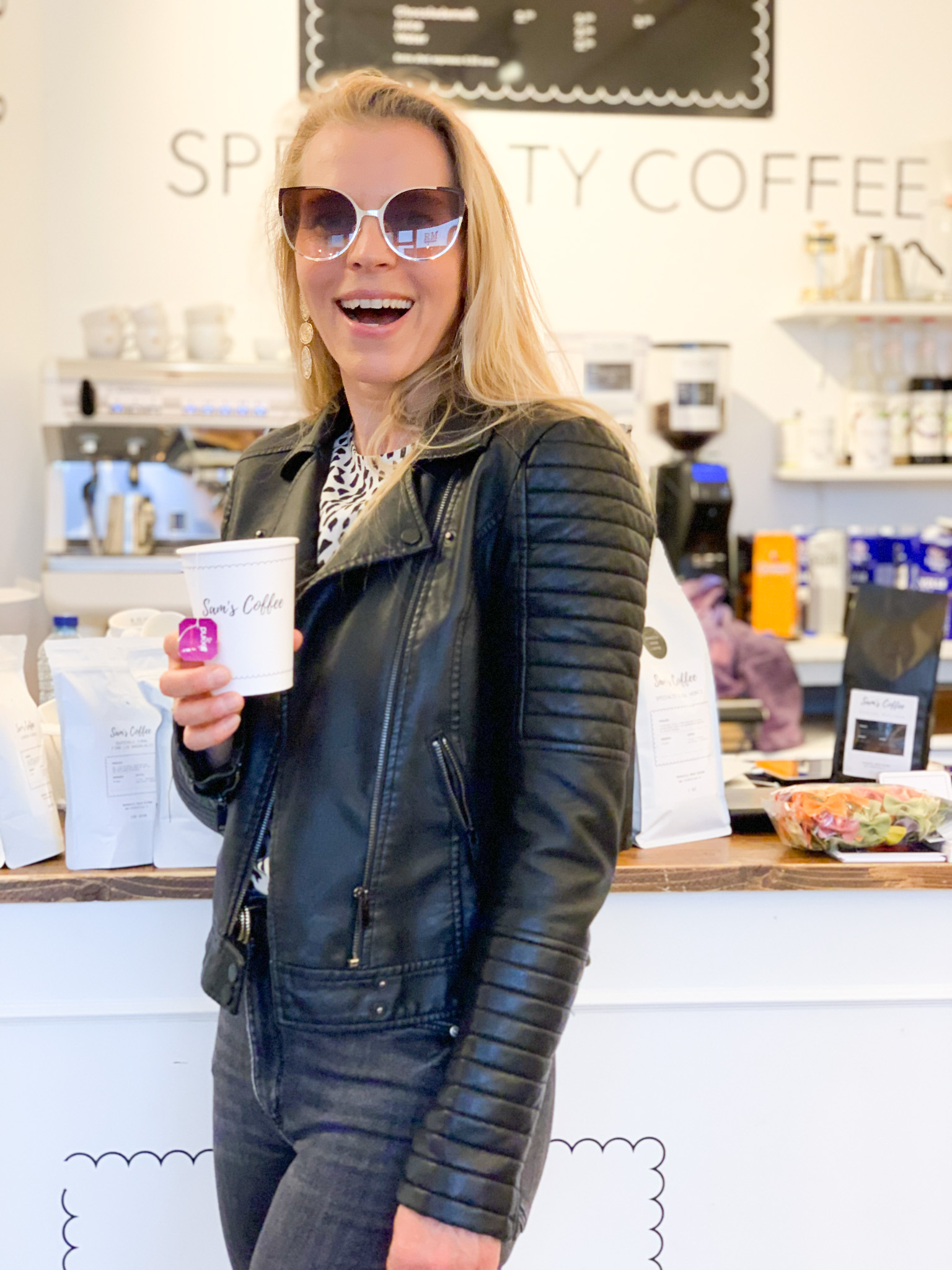Sam's coffee